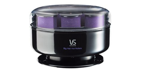 VS Sassoon Big Hair Hot Rollers easy to use to create hair with soft waves and volume $39.95