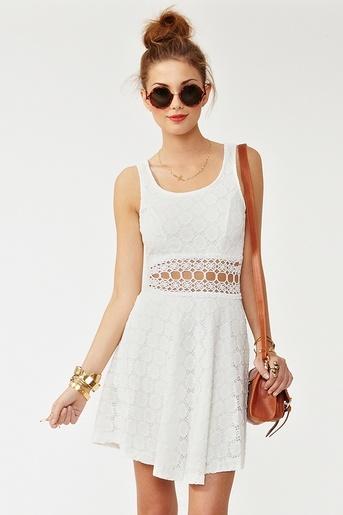 Open Circle Dress: Summer Dresses, Clothes Shoes Style, Cute Dresses, Circles Dress, Circle Dress