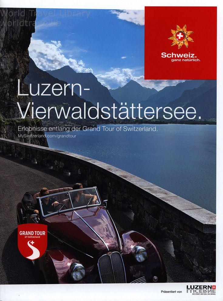 https://flic.kr/p/223w5oN | Luzern - Vierwaldstättersee. Erlebnisse entlang der Grand Tour of Switzerland. 2015