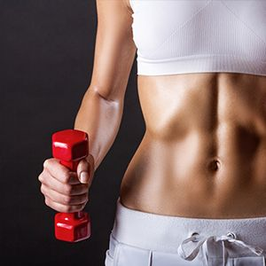 6 Moves to Flat Toned Abs 300x300