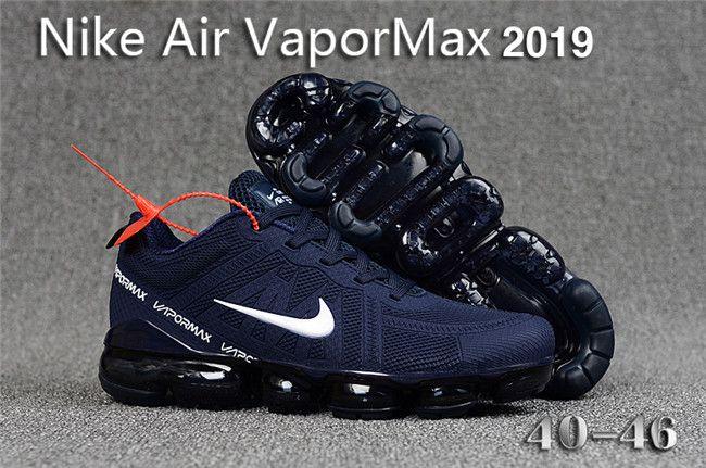 Mens Nike Air VaporMax KPU 341JM | Navy