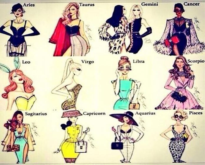 Know How Do The Women Choose Their Clothing According To Their Zodiac Signs Women Choose