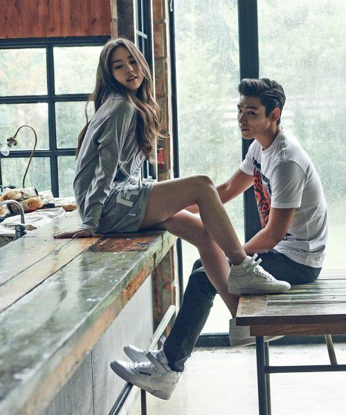 big bang top girlfriend kim ha yul - Google Search