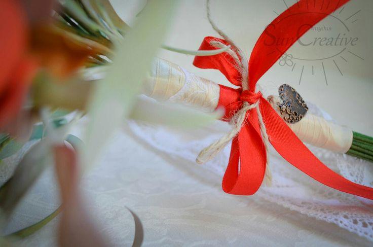 Изюминка свадебного букета.. Больше здесь http://vk.com/id70291624