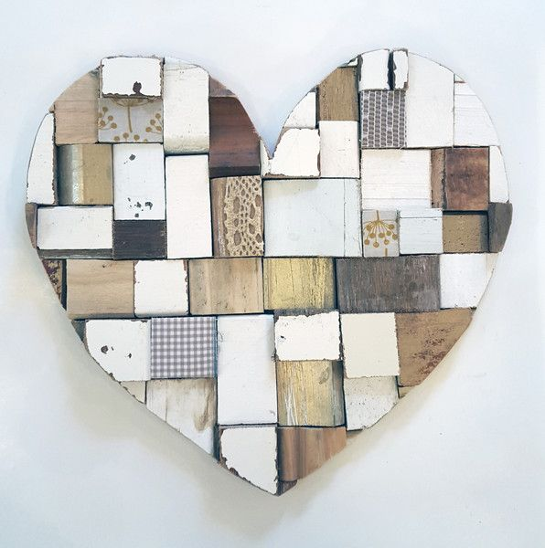 BlocArt is handmade art from recycled wood which originated in Hout Bay, South Africa.
