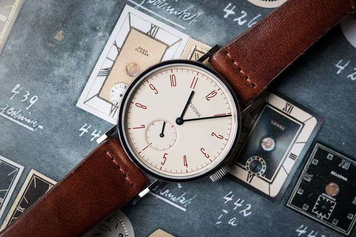 Stowa Antea KS LE Worn & Wound Limited Edition