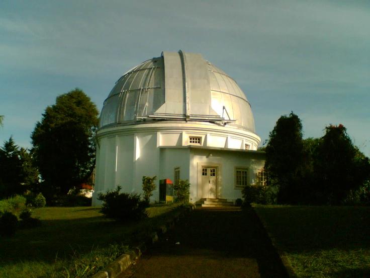 Boscha Observatory, Bandung, Indonesia