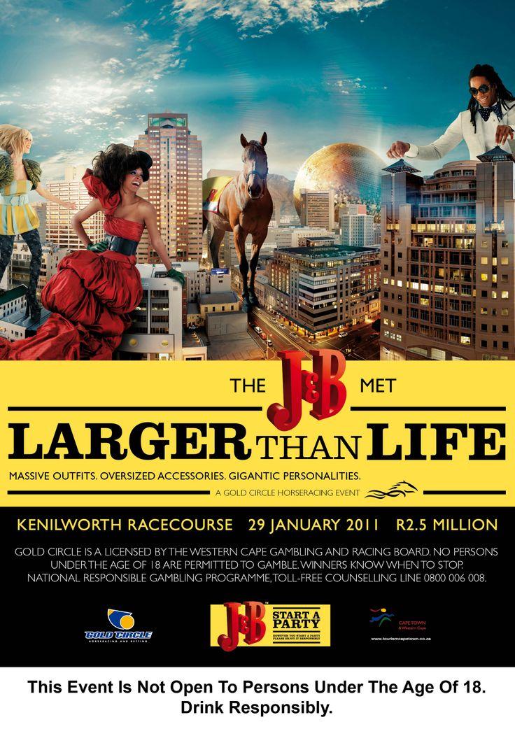 Larger than Life - 2011