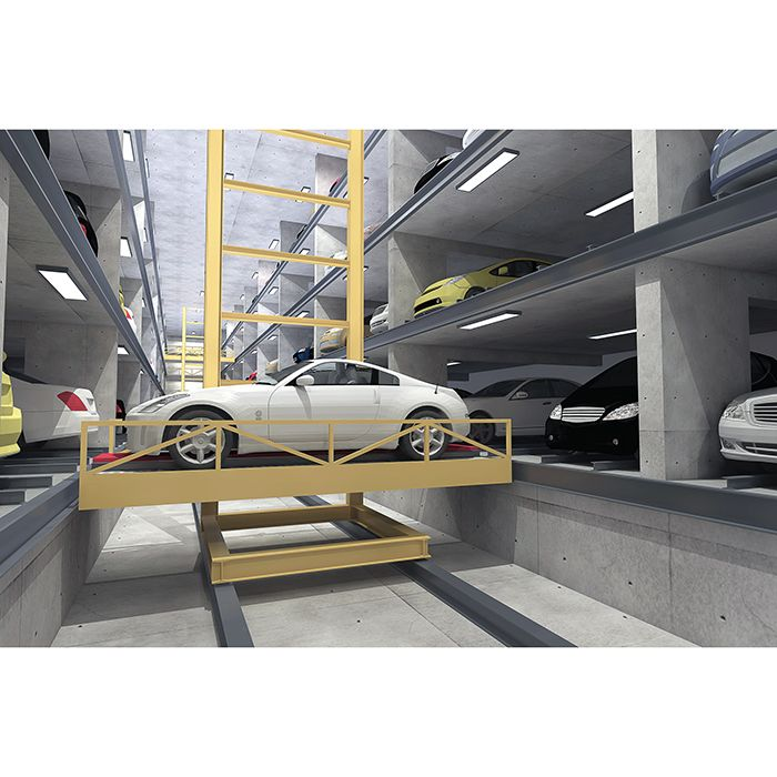 Automated Car Parking and Shopping Mall, Erevan, Armenia | bdarchitects