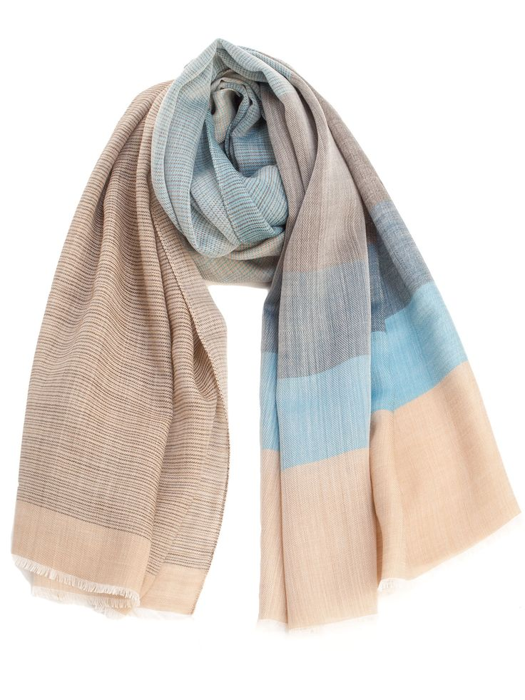 how to wear shawl in winter