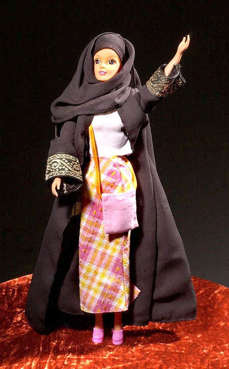 Why religious Barbie collection would be complete without Muslim Barbie?