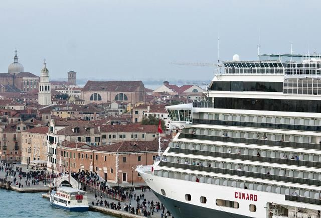 Venice Is Fed Up With Cruise Ships And Angry Protesters Are Blocking Them: Venetians, fed up with the crush of tourists in their streets…