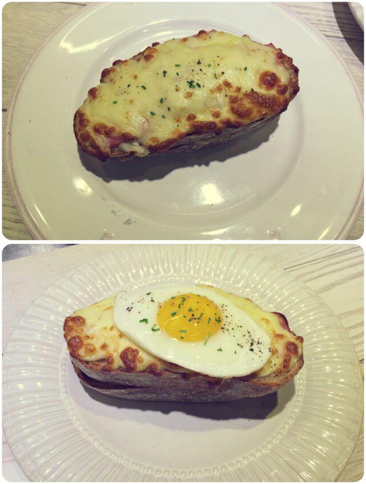 [1.16 All about 샌드위치] 블랙퍼스트 햄 & 에그 & 치즈 샌드위치