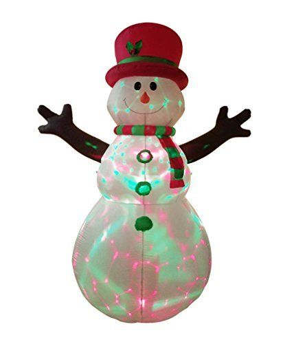 Dreamone 85 Foot Christmas Inflatable Snowman Best Offer in 2018