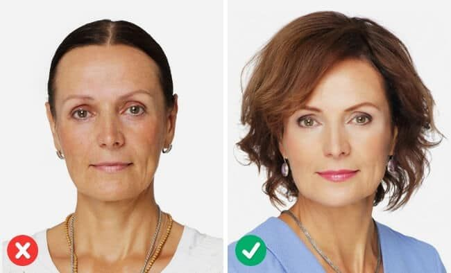 Diese Haarfrisuren Lassen Dich Mindestens 5 Jahre Junger Aussehen In 2020 Haarspitzen Haarfrisuren Frisuren