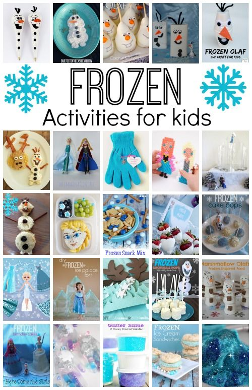 WOW! This collection of Disney Frozen ideas is awesome. Everything you will ever need for your Frozen fan: crafts, recipes, party ideas, play activities AND MORE + a $500 GIVEAWAY!