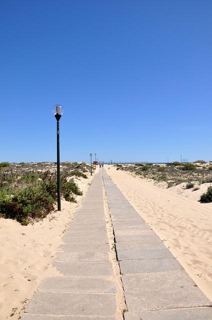 Algarve, Portugal - Ilha de Tavira