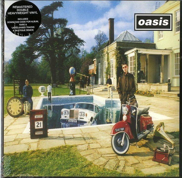 OASIS - BE HERE NOW - 2   LP VINILE NUOVO Clicca qui per acquistarlo sul nostro store http://ebay.eu/2dPTfhK