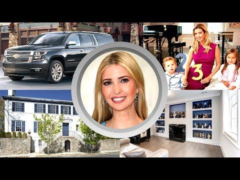 Ivanka Trump Net Worth, Lifestyle, Family, Biography, House and Cars - YouTube
