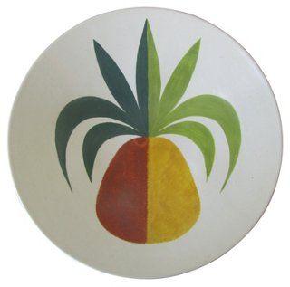 Midcentury Decorative Pineapple Bowl