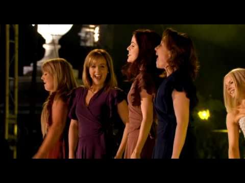 Celtic Woman - Níl Sé'n Lá. I hear a story in this one...there's a catastrophe outside, but the hero will stay inside and sing.