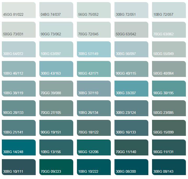 trend marshall boya iç cephe duvar boyası renkleri kartelası