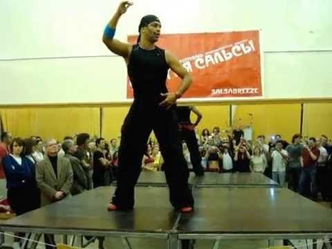Jorge Camaguey. Timba (salsa con reggaeton) work-shop. SALSA ENERGY FEST...