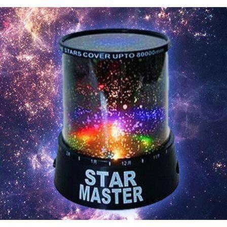 STAR MASTER nuit de lumière projecteur LED - lampe vidéoprojecteur, prix pas cher - Cdiscount
