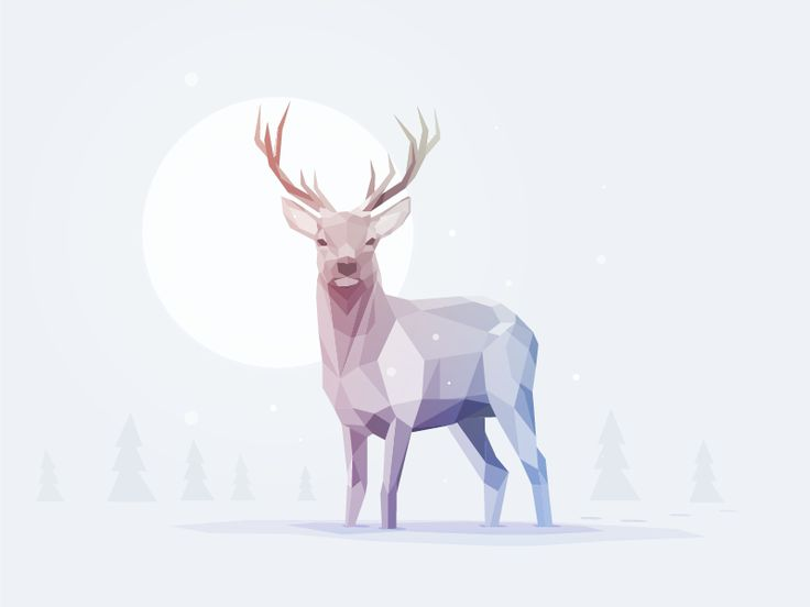 Low Poly Inspiration — Muzli -Design Inspiration — Medium