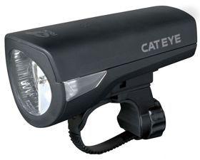 Lampa przednia Cateye HL-EL020 HYBRID biała. #lampaprzednia #lamparowerowa