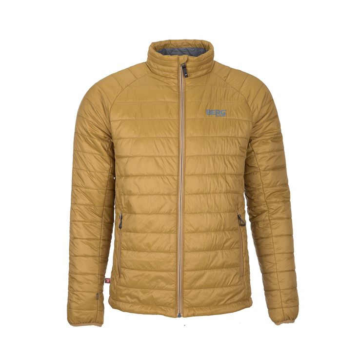 Versatile jacket with Primaloft® recommended for casual wear both in the city and in the mountains.
