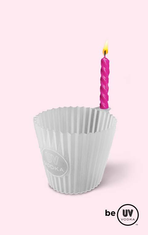 UV Birthday Cake Recipe Uv vodka recipes Vodka recipes and