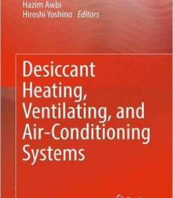 Desiccant Heating Ventilating And Air-Conditioning Systems PDF ...
