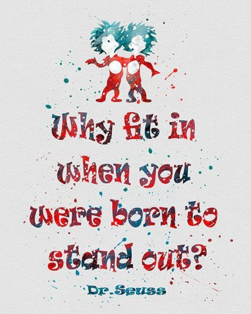dr seuss famous quotes - Find the perfect quote from our hand-picked collection of inspiring words and share the best motivational words collection. Positive thoughts, great advice and ideas. #quote #Life #inspiration #motivation