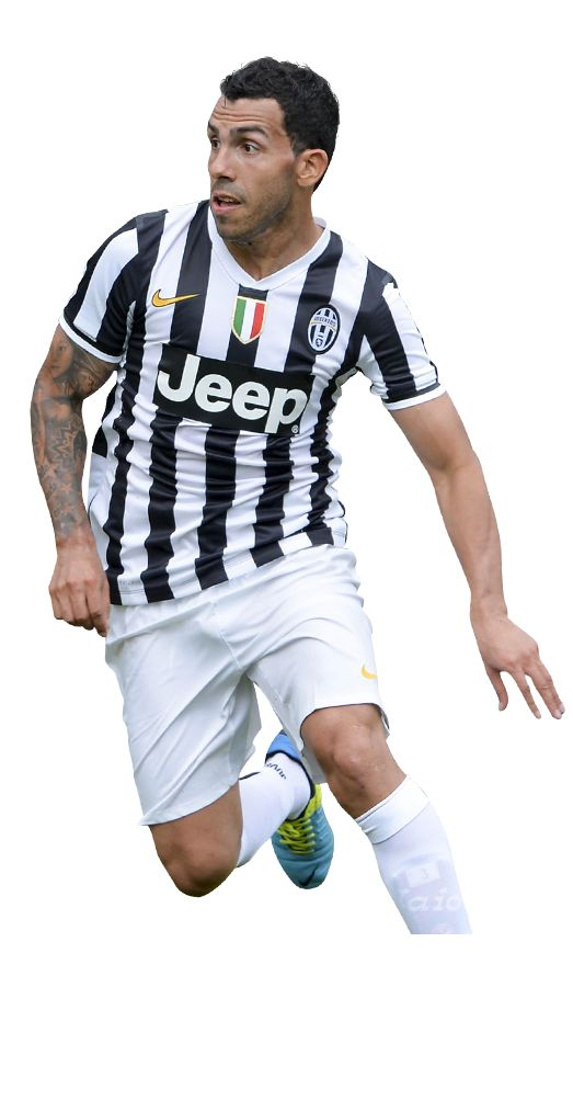 010 - Carlos Tevez - Juventus.com