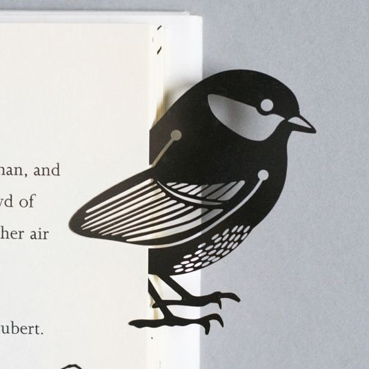 Print not Dead: 25 Creative Bookmark Designs