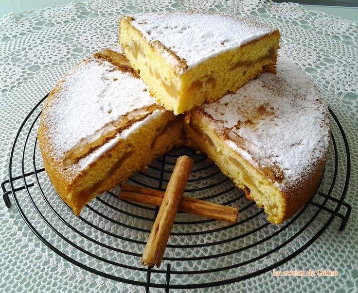 La cocina de Catina: Bizcocho Reina Mari