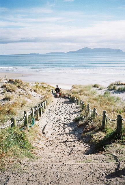 Mangawhai, New Zealand / photo by Mitchell Collins