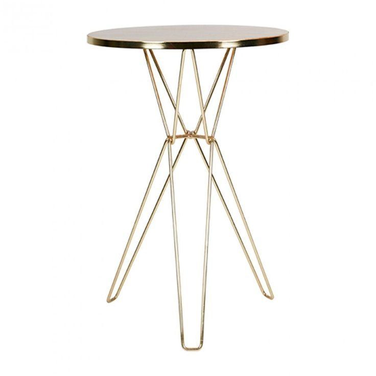 Life Interiors | Spice High Bar Table - Bar Tables - Kitchen - FURNITURE