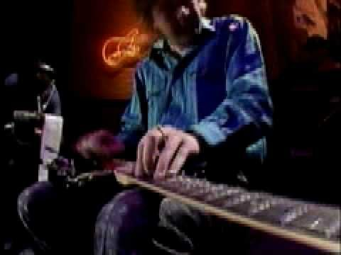 Oh to have seen them play together!  Jeff Healey and Stevie Ray Vaughn