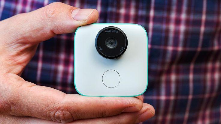 Google Clips e os novos gadgets da empresa