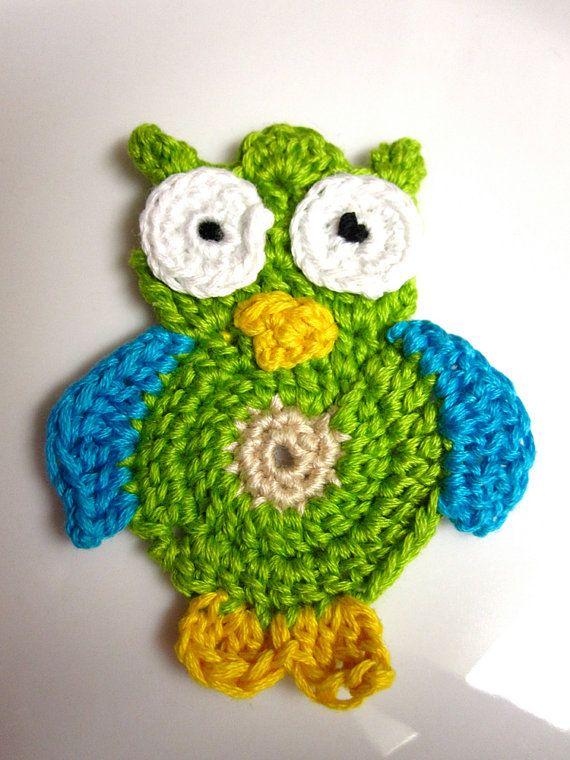 #crochet  #owl
