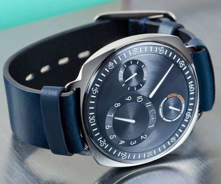 Dubbed as their first 'dress watch,' Ressence releases the Ressence Type 1 Squared!  Full article by Kenny Yeo: ablogtowatch.com/ressence-type-1-squared-watch/