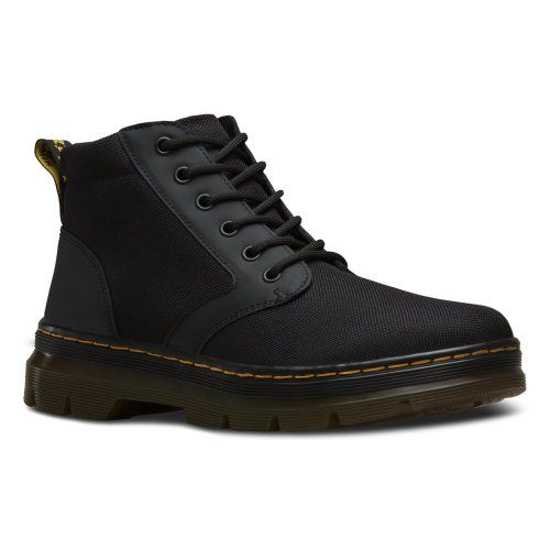 Dr. Martens Unisex Bonny Chukka Fashion Boots, Black Nylon, 9 M UK M10