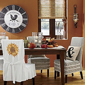 13 Best Images About Dining Room Chair Cover On Pinterest