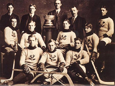Kenora Thistles: 1907 Stanley Cup champions