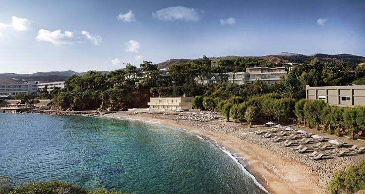 Capsis Beach