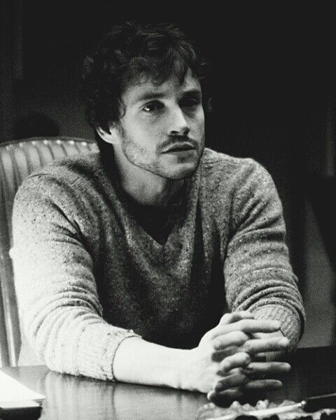 Hugh Dancy/Will Graham in Hannibal. This show is really not for the squeamish