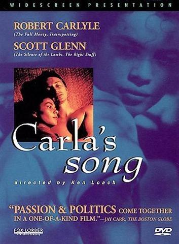 Carla's Song/ Carla'nın Şarkısı (1996)