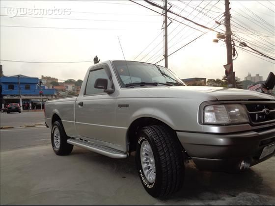 FORD RANGER 4.0 XL 4X2 CS V6 12V GASOLINA 2P MANUAL - WebMotors - 16959505